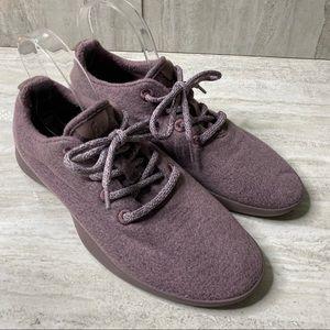 Allbirds Wool Runners Purple